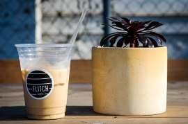 Flitch Coffee in east Austin.